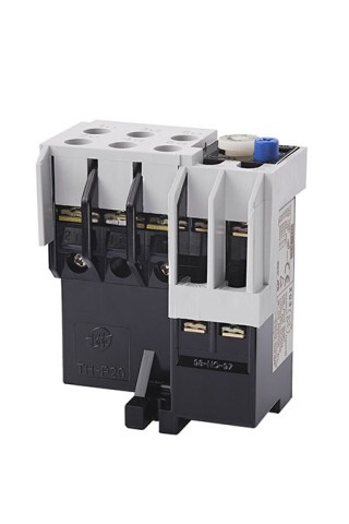 Relay Kelebihan Thermal - Shihlin Electric Thermal Overload Relay TH-P20