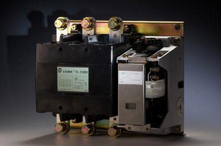 Shihlin Electric المغناطيسي المقاولين S-C600