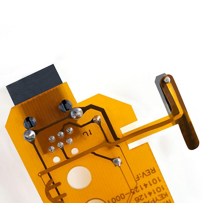 مكونات DIP مرنة الدائرة المطبوعة - DIP Components جهين FPC.