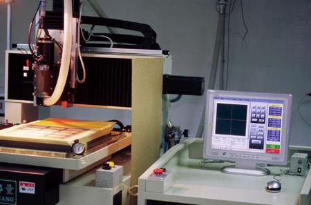 CNC-Laserschneiden