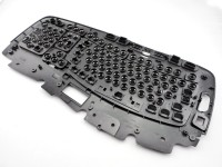 Keyboard Plastic Injection Molding