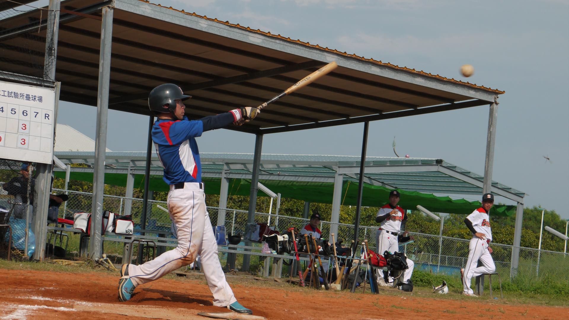 2014 成功大學水工盃慢速壘球邀請賽