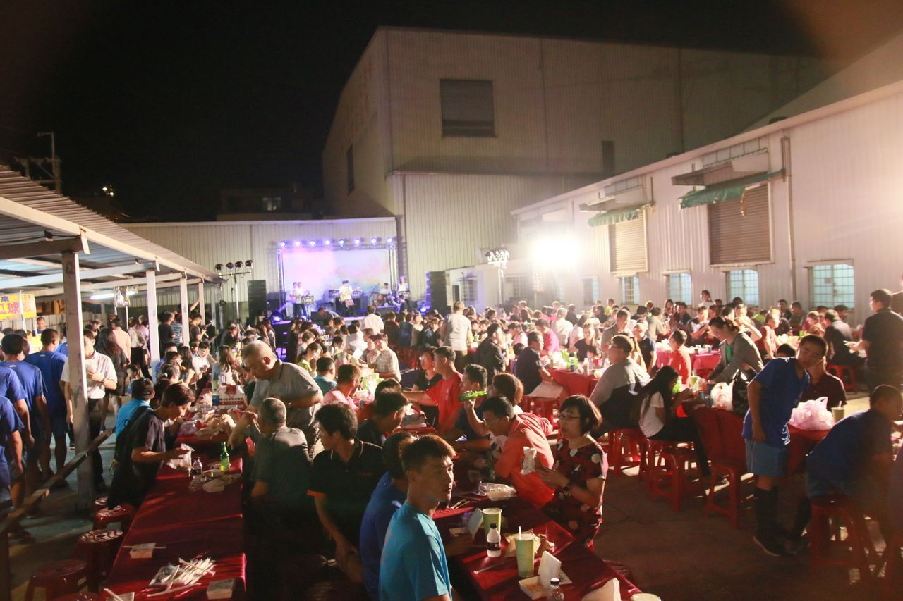 2019 Bo-Jiang Labor Day Evening Party