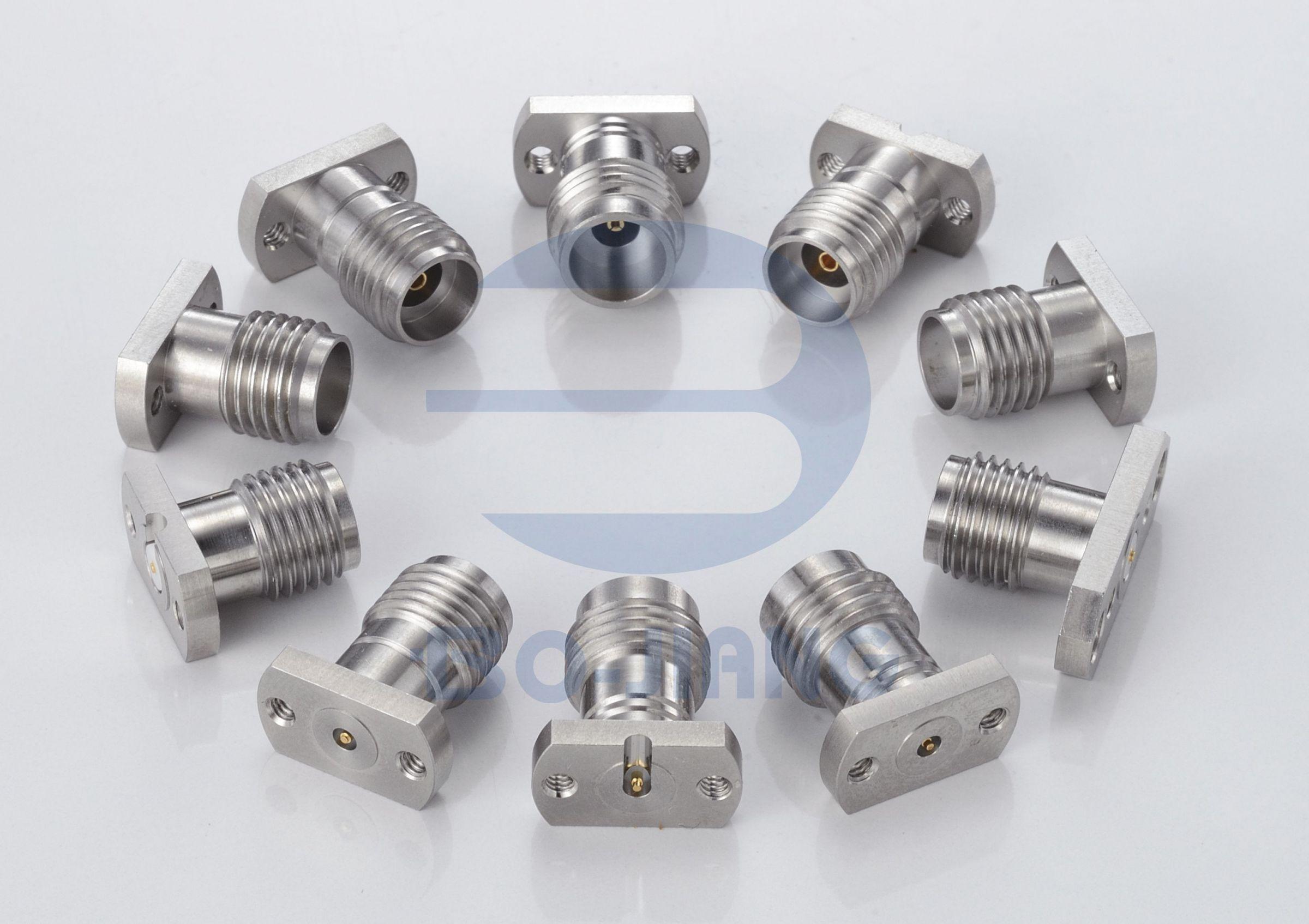 Solderless PCB Mount Connectors