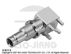 1.0/2.3 R/A PCB MOUNT JACK - 1.0/2.3 R/A PCB Mount Jack