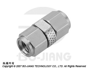 1.0mm MALE TO MALE ADAPTOR