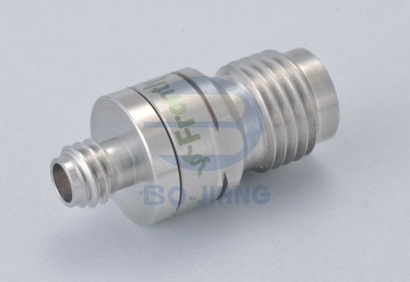 1.0mm FEMALE TO 1.85mm FEMALE ADAPTOR - 1.0mm Jack to 1.85mm Jack