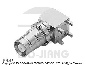 1.6/5.6 R/A PCB MOUNT JACK - 1.6/5.6 R/A PCB Mount Jack