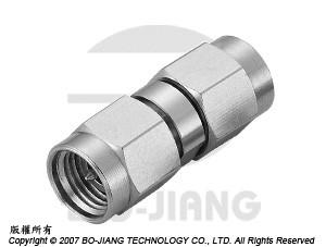 K (2,92 mm) ADAPTATEUR DE FICHE À FICHE - K (2,92 mm) adaptateur fiche à fiche