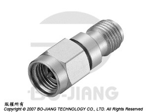 2.92 mm (K) MALE TO FEMALE ADAPTOR - K (2.92 mm) Plug to Jack Adaptor