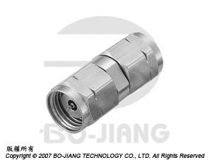 1.85mm Male to Male RF/Microwave Coaxial Adaptors - 1.85mm Plug to Plug Adaptor
