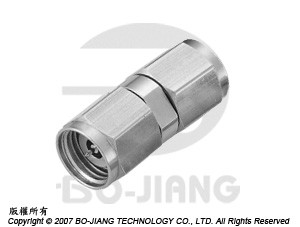 2.4mm Male to Female RF/Microwave Coaxial Adaptors - 2.4Mm Plug to Plug Adaptor