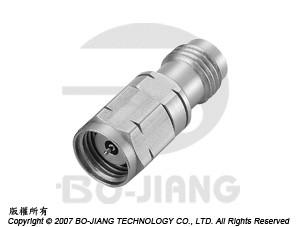 1.85mm Male to Female RF/Microwave Coaxial Adaptors - 1.85mm Plug to Jack Adaptor