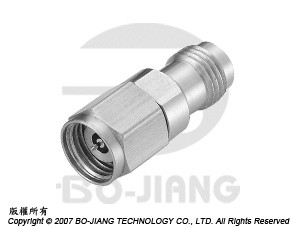 2.4mm Male to Female RF/Microwave Coaxial Adaptors - 2.4Mm Plug to Jack Adaptor