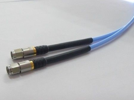 2.92mm (K) Microwave/RF coaxial series phase and amplitude stable cable assemblies - 2.92mm precision RF coaxial match cable