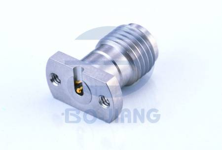 2.92mm Female Solderless PCB Connectors, Mirco Strip Type. - 2.92mm series Mirco Strip type with trench