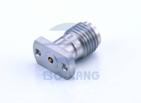 2.92毫米 微波射頻同軸無焊接帶狀線式壓縮連接器 - 2.92毫米系列微狀線(無溝槽)