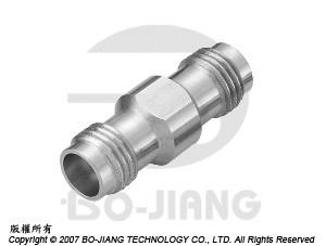 2.4mm Female to Female RF/Microwave Coaxial Adaptors - 2.4Mm Jack to Jack Adaptor