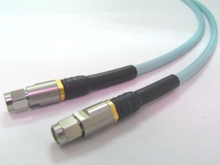 3.5mm series Microwave/RF coaxial series phase and amplitude stable cable assemblies - 3.5mm precision RF coaxial match cable