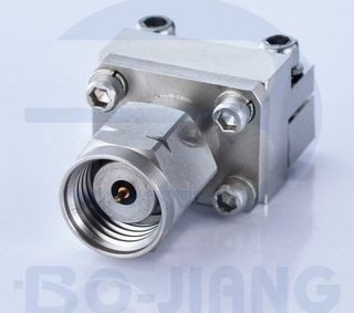 1.85mm Male End Launch Connector - 1.85mm Plug solderless End Launch for PCB, DC to 67Ghz