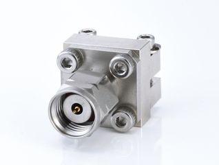 Соединитель запуска с наружной резьбой 1,85 мм - Заглушка 1,85 мм без пайки для печатной платы, от постоянного тока до 67 ГГц