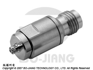 1.85mm JACK TO SMPM JACK ADAPTOR - 1.85mm Jack to SMPM Jack Adaptor