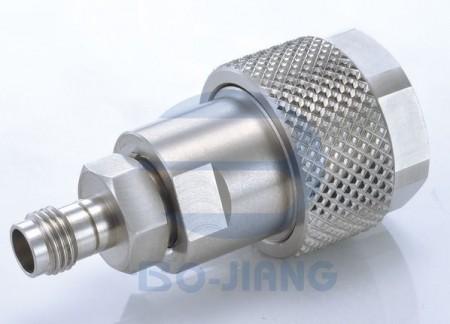 1.85mm Female to N Type Male Adaptor - 1.85mm Jack to N Plug Adaptor