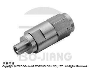 1.85mm MALE TO SMPM MALE RF ADAPTOR