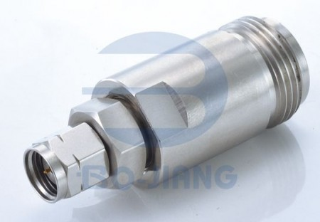 1.85mm Male to N Type Female Adaptor - 1.85mm Plug to N Jack Adaptor