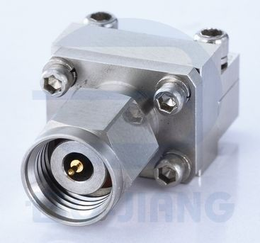 2.4mm Male End Launch Connector - 2.4mm Plug solderless End Launch for PCB, DC TO 50GHz