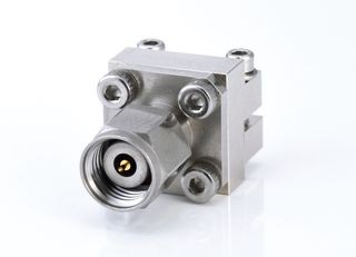 Разъем запуска с наружной резьбой 2,4 мм - Заглушка 2,4 мм без пайки для печатной платы, от постоянного тока до 50 ГГц
