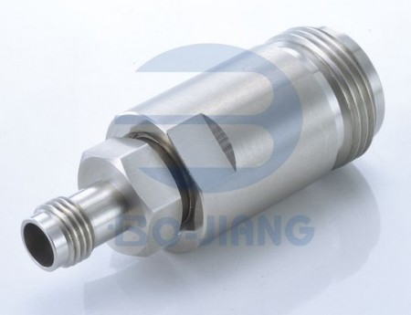 2.4mm JACK TO N JACK ADAPTOR - 2.4.mm Jack to N Jack Adaptor