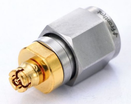 2.4mm Male to SMP Female Adaptor - 2.4 mm Plug to SMP Jack Adaptor
