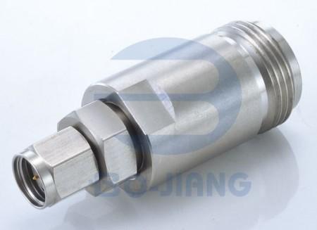 2.4mm Male to N Type Female Adaptor - 2.4mm Plug to N Jack Adaptor