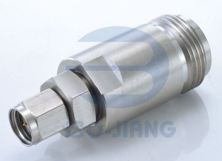 2.4mm PLUG TO N JACK ADAPTOR - 2.4mm Plug to N Jack Adaptor