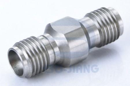 3.5毫米母端對2.92毫米(K波段)母端射頻微波同軸轉接器 - 3.5mm Jack to 2.92mm Jack Adaptor
