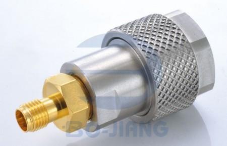 3.5mm JACK TO N PLUG ADAPTOR - 3.5mm Jack to N Plug Adaptor