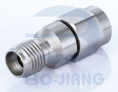 3.5mm JACK TO 2.92mm (K) PLUG RF/Microwave Coaxial ADAPTOR - 3.5mm Jack to 2.92mm Plug Adaptor