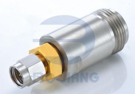 3.5mm PLUG TO N JACK ADAPTOR - 3.5mm Plug to N Jack Adaptor