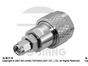 3.5mm MALE TO N TYPE MALE RF/Microwave Coaxial ADAPTOR - 3.5mm Plug to N Plug Adaptor