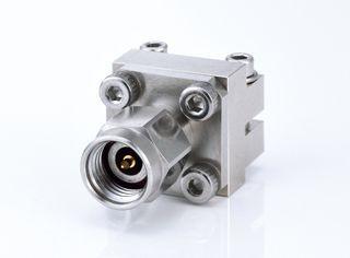 Разъем запуска с наружной резьбой 2,92 мм - Заглушка 2,92 мм без пайки для печатной платы, от постоянного тока до 40 ГГц