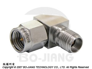 K (2.92 mm) R/A PLUG TO JACK ADAPTOR - K (2.92 mm) R/A PLUG TO JACK ADAPTOR