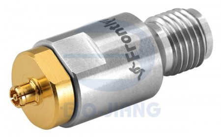 K (2.92 mm) JACK TO SMPM JACK ADAPTOR - K (2.92 mm) Jack to SMPM Jack Adaptor