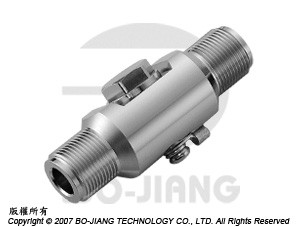 N type female to female RF Surge Arrester, 2~6 GHz