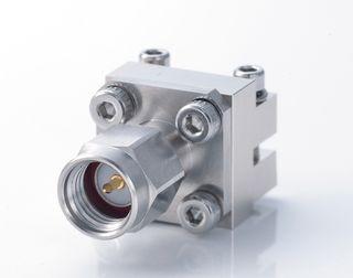 Разъем запуска с наружной резьбой SMA - Концевой ввод без пайки SMA Plug для печатной платы. От постоянного тока до 26,5 ГГц