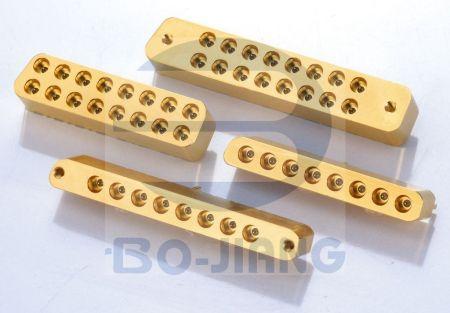 Multi Coax-kontakter - Multi-portanslutningar