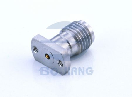 SMA Female Solderless PCB Connectors,  Strip Line Type. - SMA series Strip Line type without trench