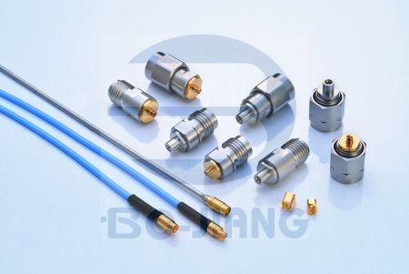 SMPS同軸連接器 - SMPS 同軸連接器系列