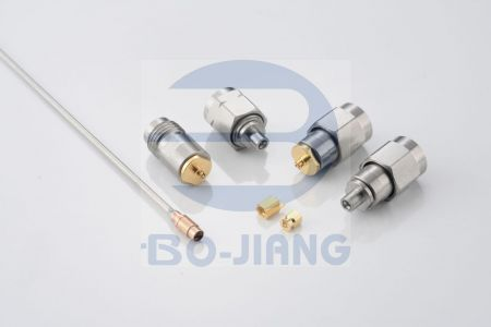 SMPS RF/Microwave Coaxial Connector - SMPS SERIES Connector