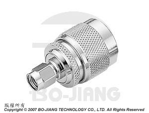 Adaptor SMA R/P PLUG TO N PLUG - Adaptor SMA R/P Plug to N Plug
